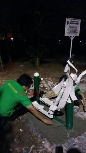 ALAT FITNESS OUTDOOR