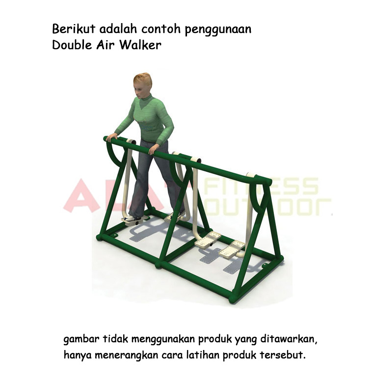 ALAT FITNESS OUTDOOR - TOKO ALAT FITNESS